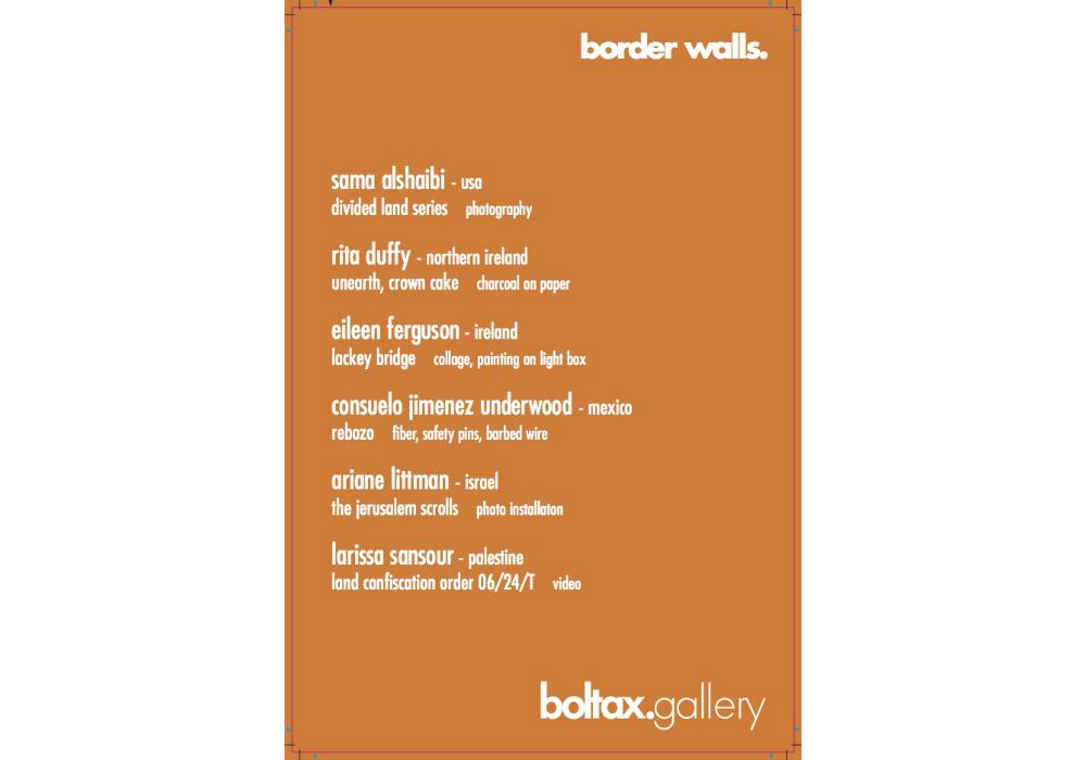 Border Walls 2008