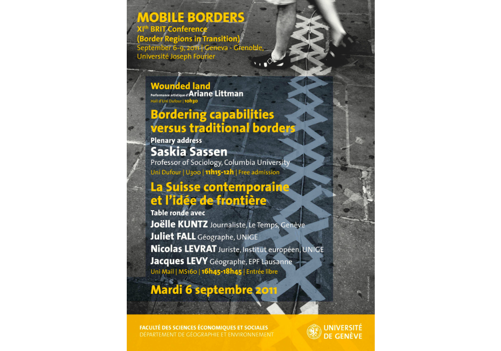 Mobile Borders