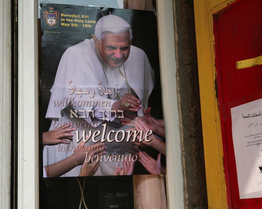 Pope Benedictus XVI 001