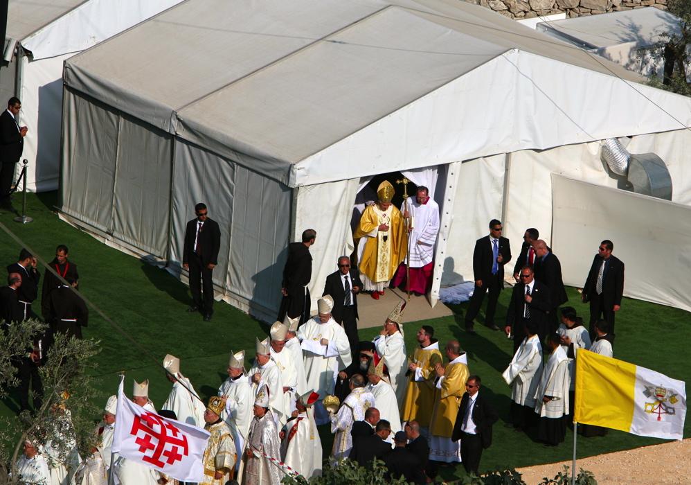 Pope Benedictus XVI 012