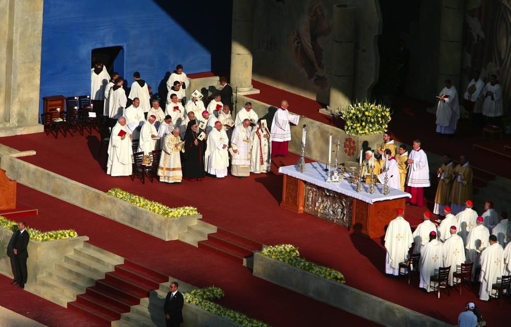 Pope Benedictus XVI 013