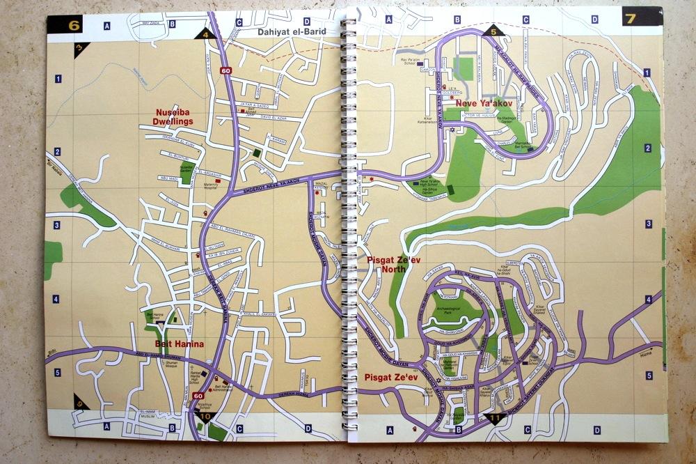 Roads Maps 02